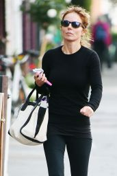 Geri Halliwell Street Style - Out in London - June 2014
