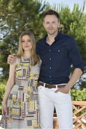 Gillian Jacobs - Community Photocall at 2014 Monte Carlo TV Festival in Monaco