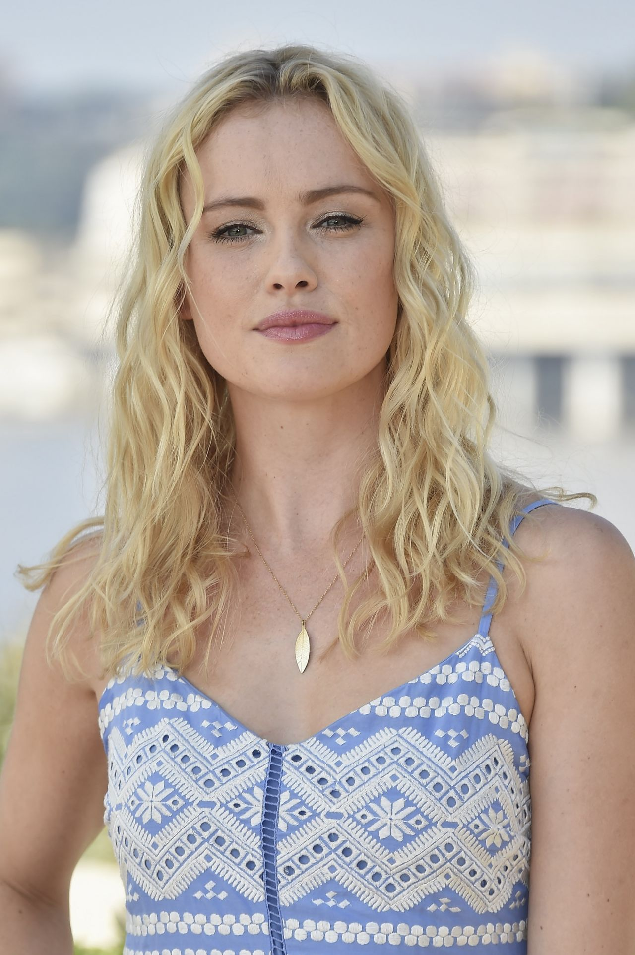 Hannah New Black Sails Photocall At The 54th Monte Carlo