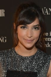 Hannah Simone – Vanity Fair Magazine Celebrates The Opening Of Vera Wang in Beverly Hills