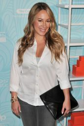 Haylie Duff – 2014 Step Up Inspiration Awards in Beverly Hills