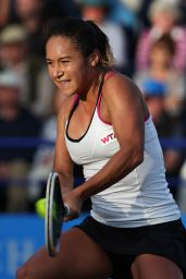 Heather Watson – Aegon International 2014 at Devonshire Park in Eastbourne – First Round