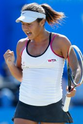 Heather Watson – Aegon International 2014 at Devonshire Park in Eastbourne – Second Round