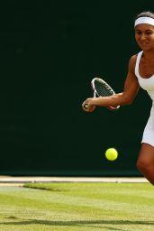 Heather Watson – Wimbledon Tennis Championships 2014 – 1st Round