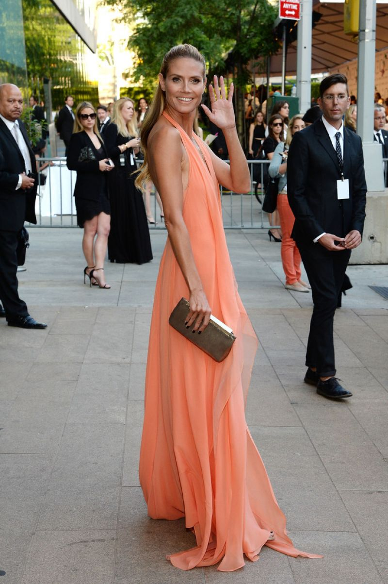 Heidi Klum - 2014 CFDA Fashion Awards