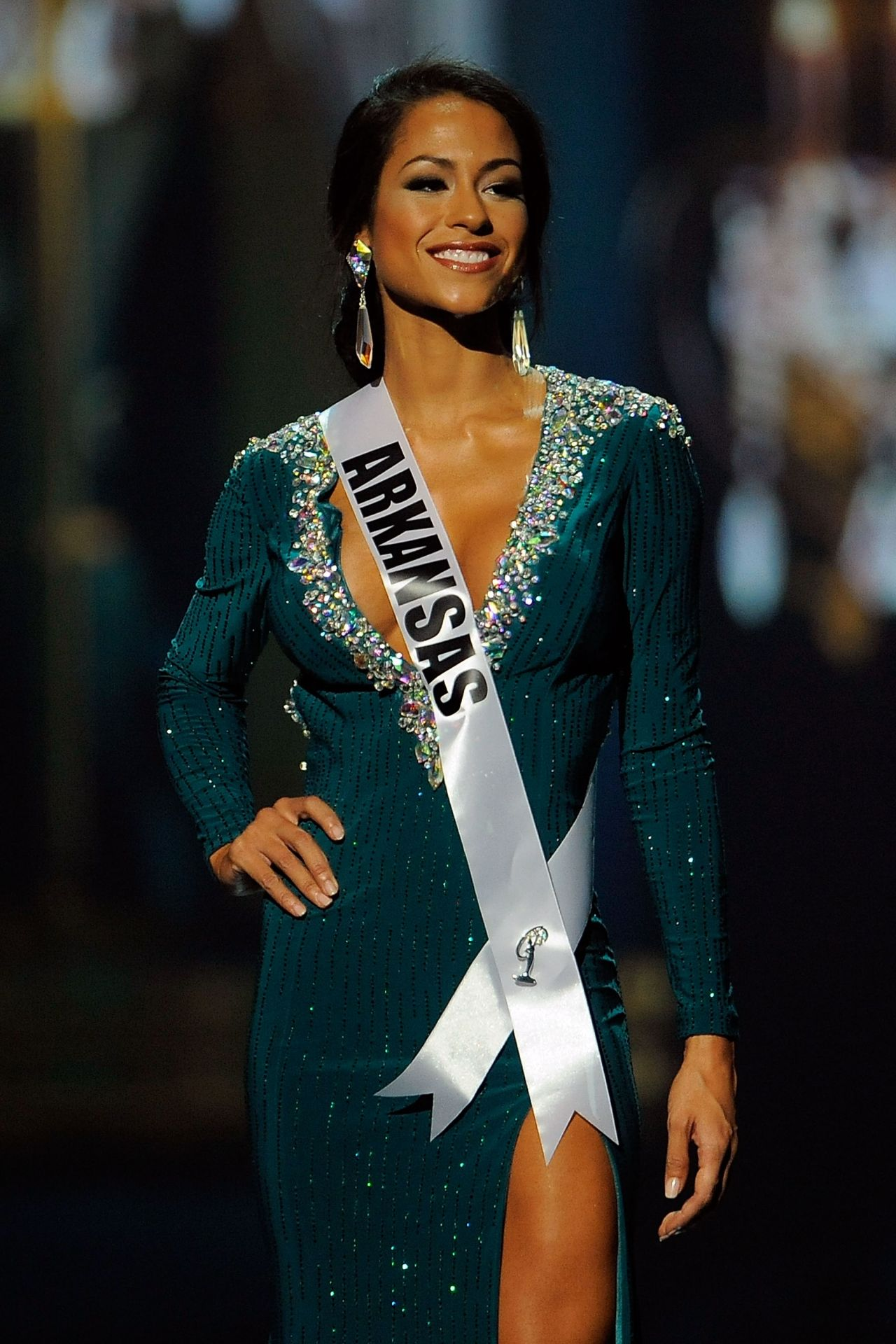 Helen Wisner (Arkansas) - Miss USA Preliminary Competition - June 2014