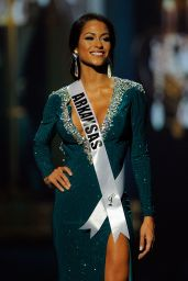 Helen Wisner (Arkansas) - Miss USA Preliminary Competition - June 2014