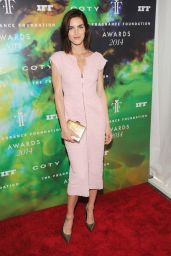 Hilary Rhoda - Fragrance Foundation Awards 2014