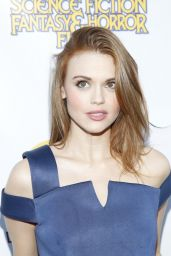 Holland Roden - 2014 Saturn Awards in Burbank