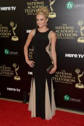 Hunter Haley King - 2014 Daytime Emmy Awards in Beverly Hills