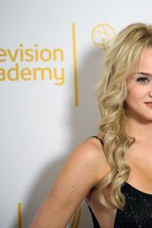 Hunter Haley King - Daytime Emmy Nominee Reception - June 2014