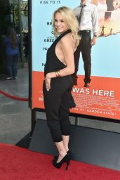 Hunter Haley King – 'Wish I Was Here' Premiere in Los Angeles