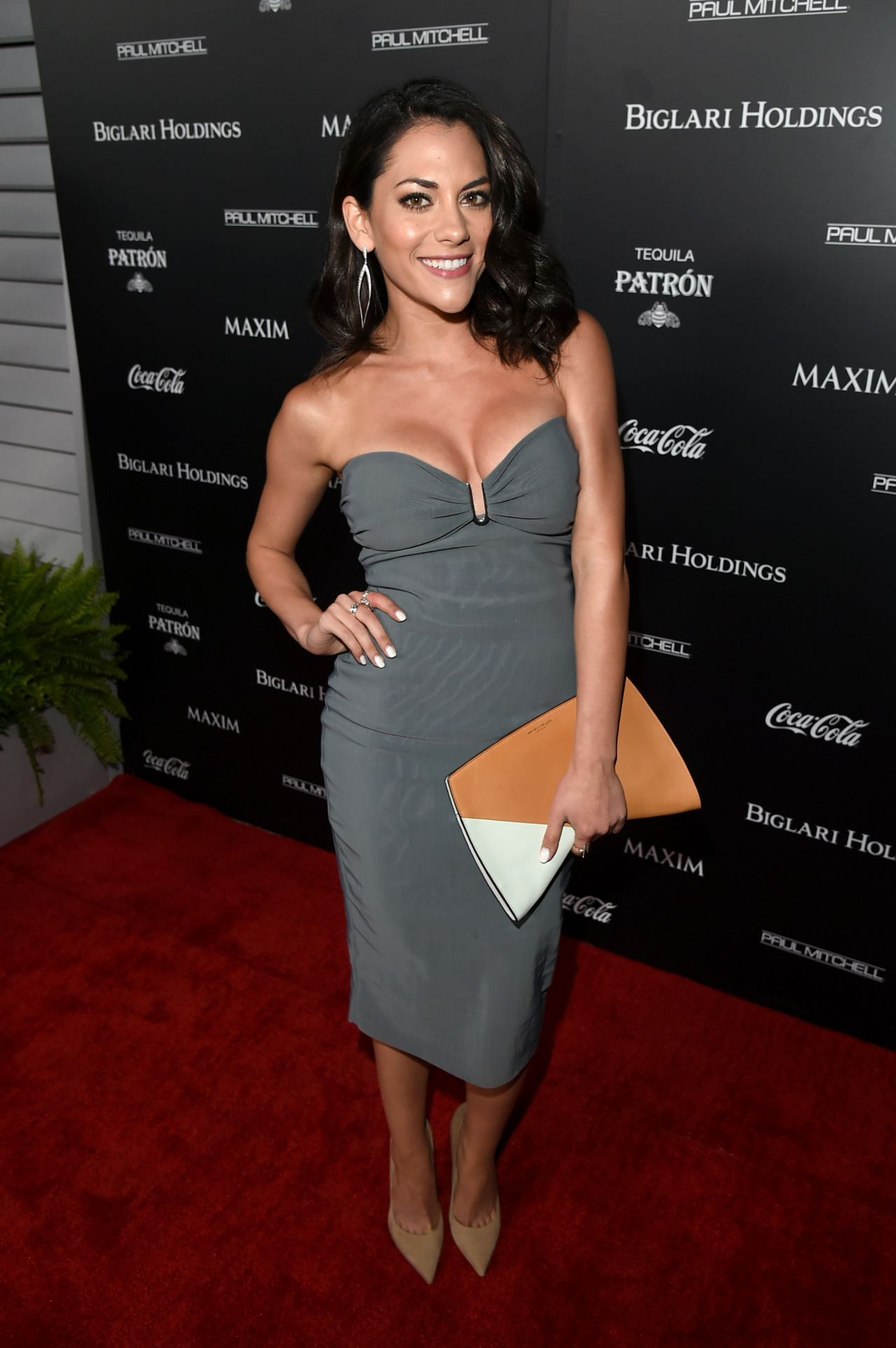 Inbar Lavi - Maxims Hot 100 Women Of 2014 Celebration In -2742