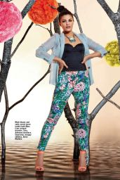 Jacqueline Fernandez - Cosmopolitan Magazine (India) June 2014 Issue