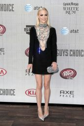 Jaime King in Emilio Pucci Short Dress  – 2014 Spike TV's Guys Choice Awards