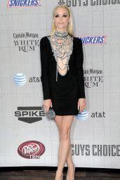 Jaime King in Emilio Pucci Short Dress  – 2014 Spike TV's Guys Choice Awards