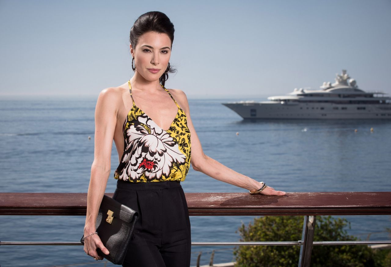 Jaime Murray - 2014 Monte Carlo TV Festival