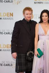 Jaime Murray – Closing Ceremony of the 54th Monte-Carlo Television Festival