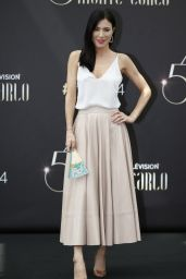 Jaime Murray - Defiance Photocall - 2014 Monte Carlo TV Festival in Monaco