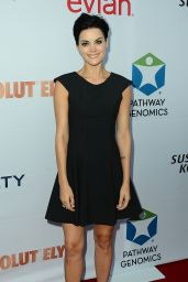 Jaimie Alexander – Pathway To The Cure Fundraiser Benefit in Santa Monica – June 2014
