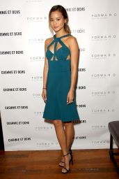 Jamie Chung at FORWARD and Cushnie Et Ochs Dinner in Venice - June 2014