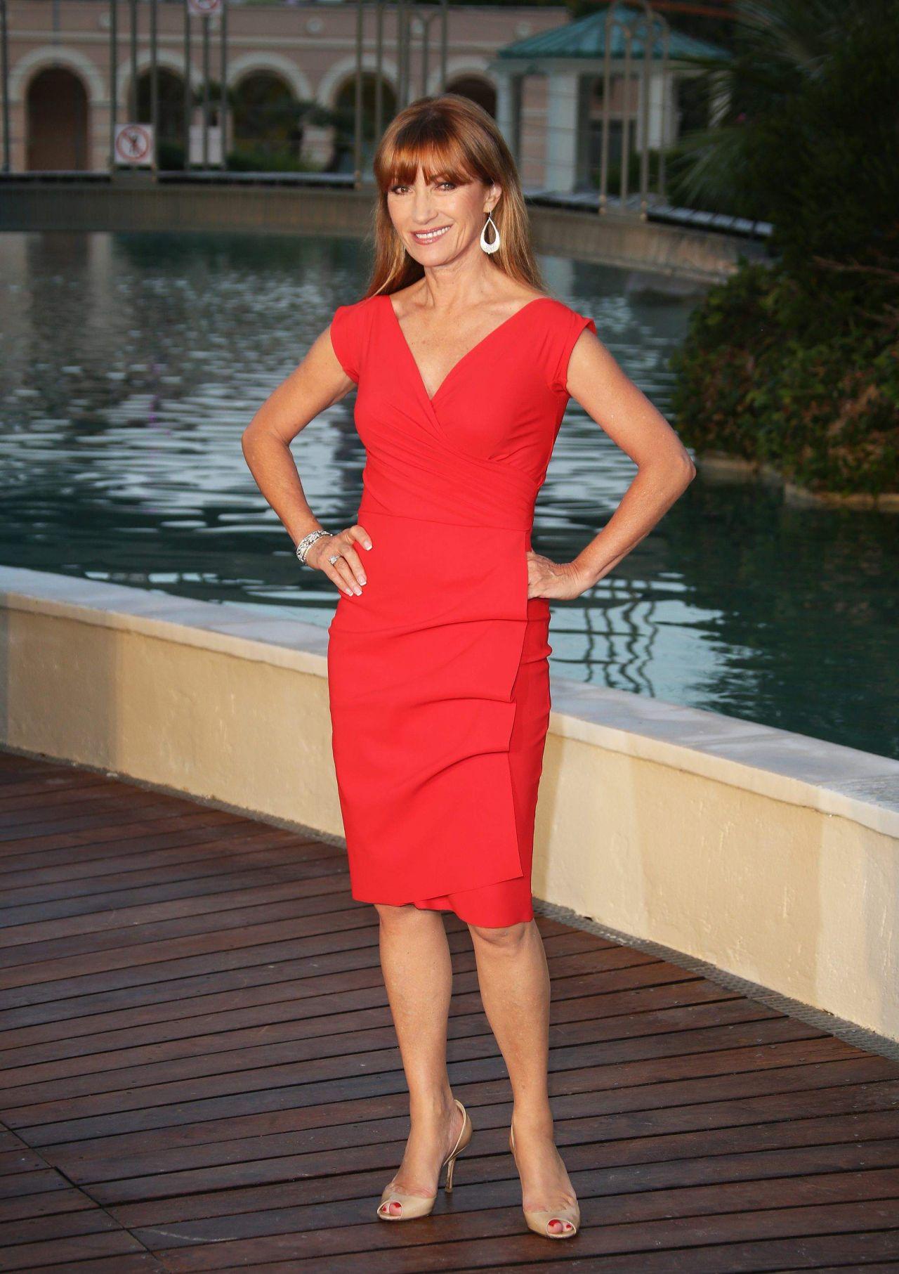 Jane Seymour At Gala Night 2014 Monte Carlo Television