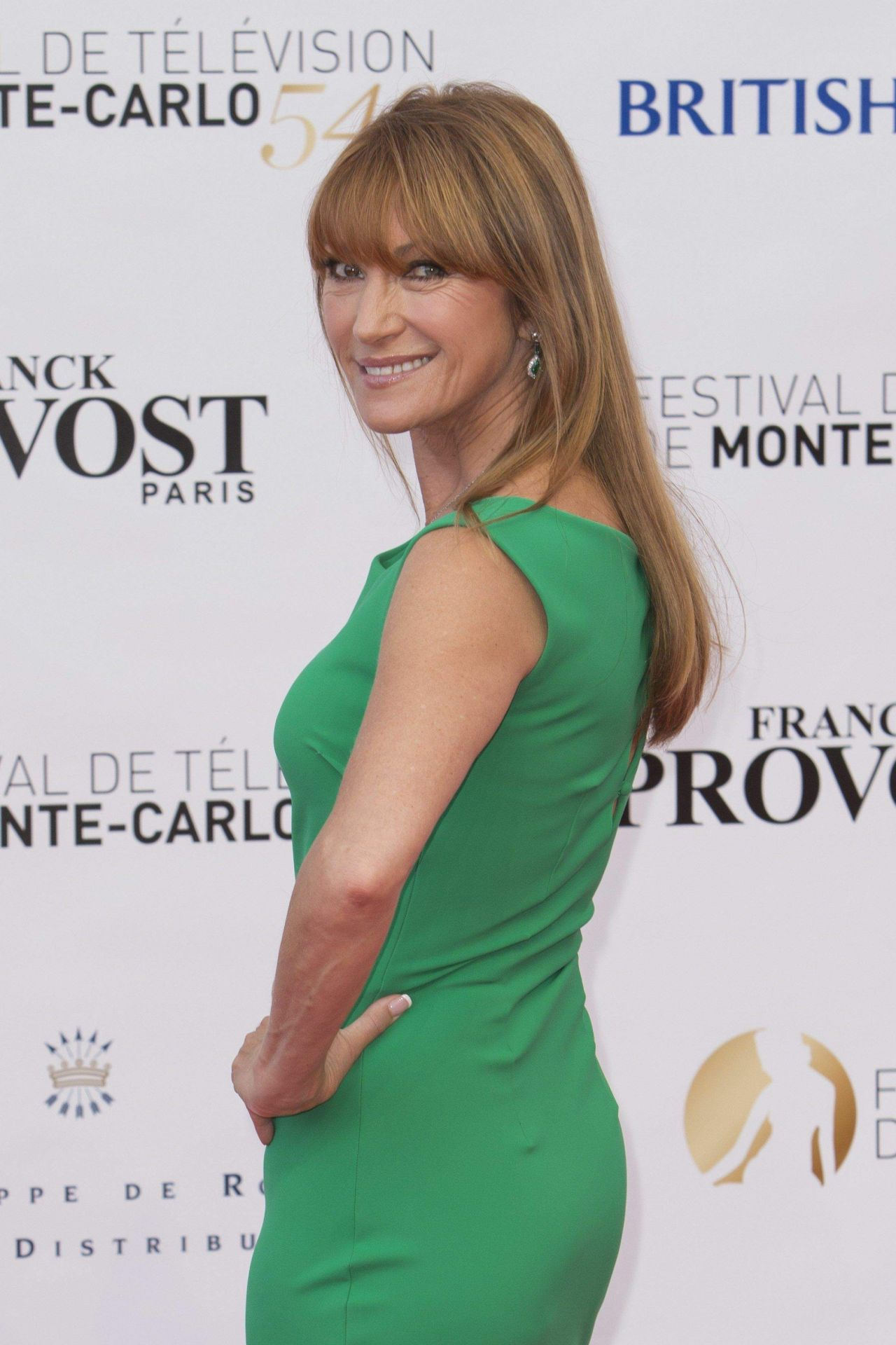 Jane Seymour at Opening Ceremony of the 54th Monte Carlo TV Festival - June 2014