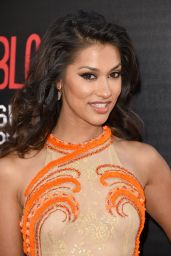 Janina Gavankar – 'True Blood' TV Series Season 7 Premiere