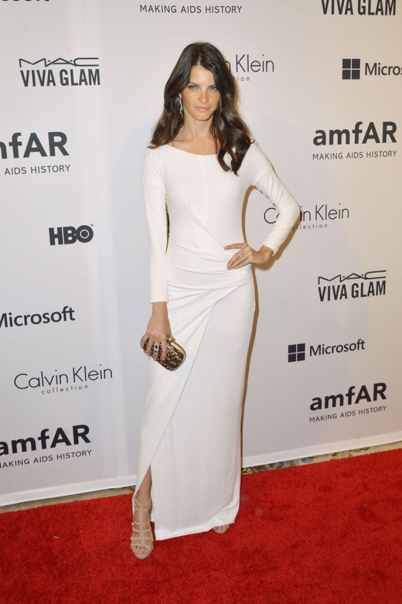 Jeisa Chiminazzo - amfAR Inspiration Gala in New York City - June 2014