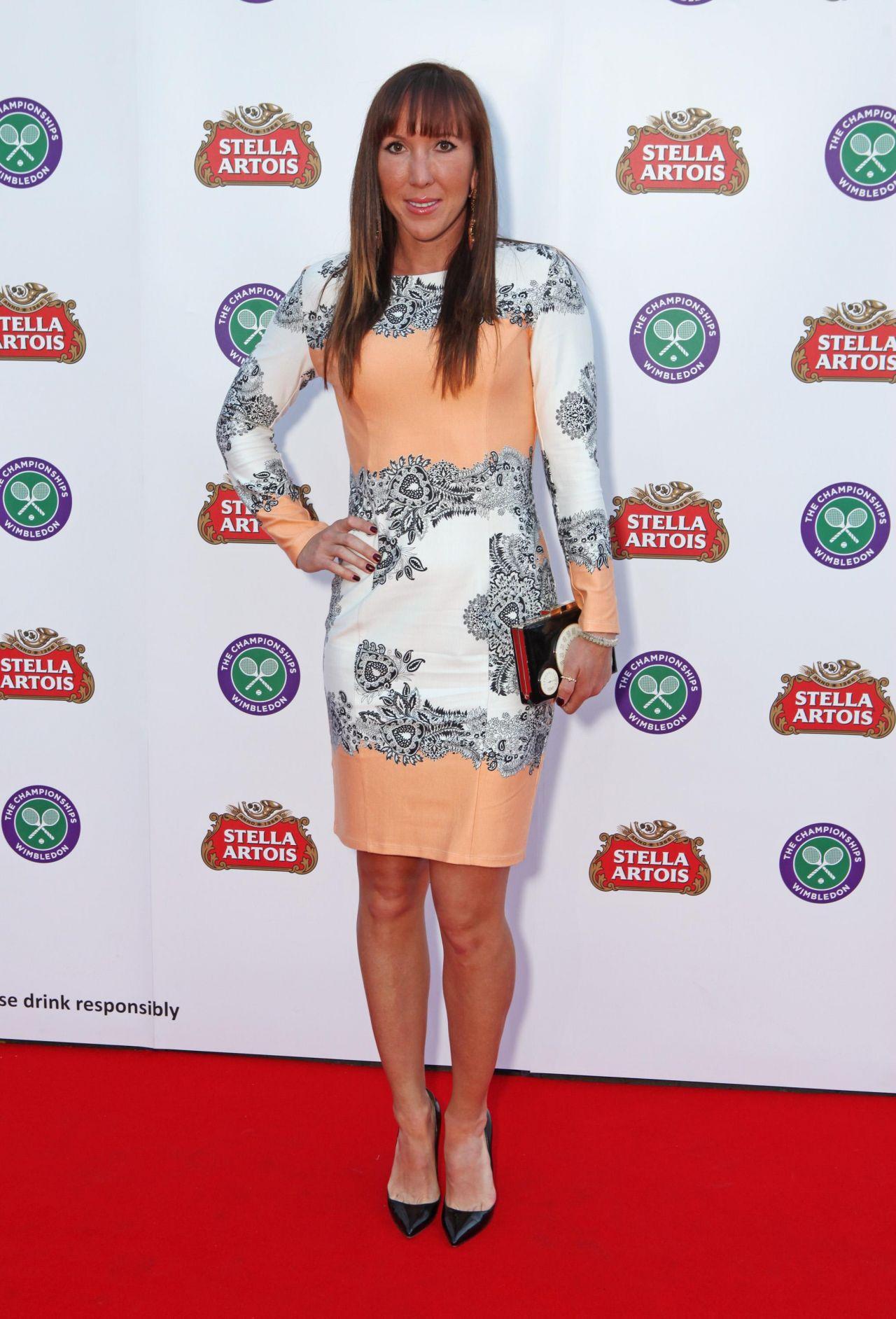 Jelena Jankovic Stella Artois Wimbledon 2014 Launch