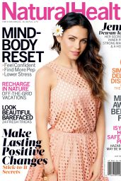 Jenna Dewan-Tatum - Natural Health Magazine - July/August 2014