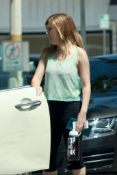 Jennette McCurdy Street STyle - Out in Studio City - June 2014