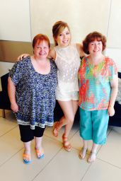 Jennette Mccurdy Win a Spa Day With Jennette Hollywood