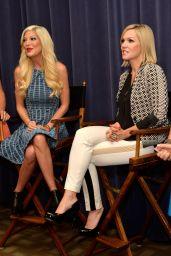 Jenni Garth & Tori Spelling -
