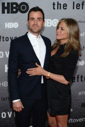 Jennifer Aniston and Justin Theroux – 'The Leftovers' Premiere in New York City