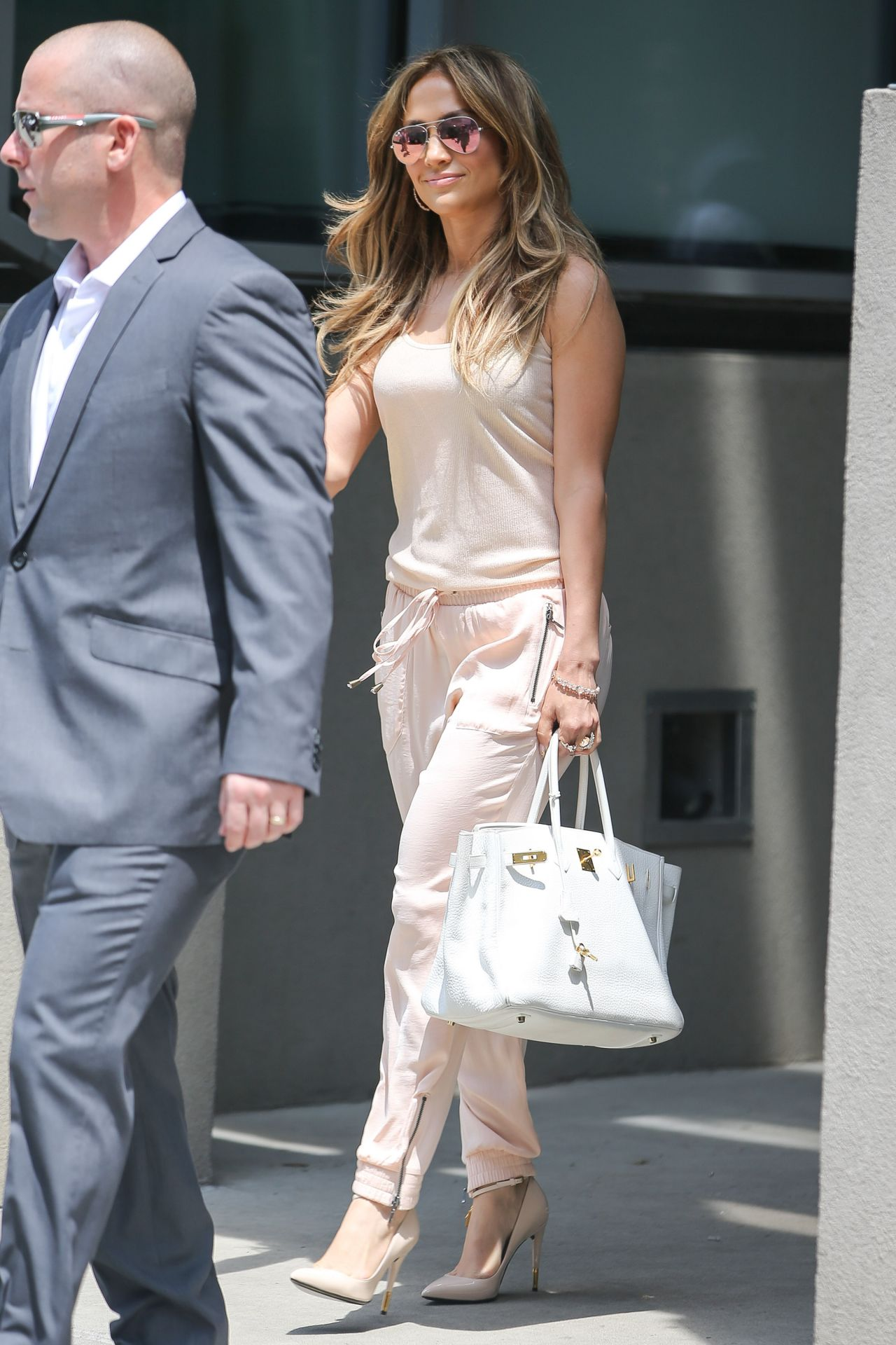 jennifer lopez casual style out in new york city june 2014