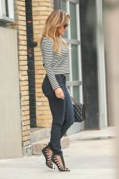 Jennifer Lopez in Jeans - Out in New York City - June 2014