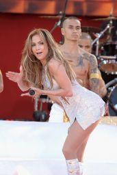 Jennifer Lopez Performing on Good Morning America in New York - June 2014
