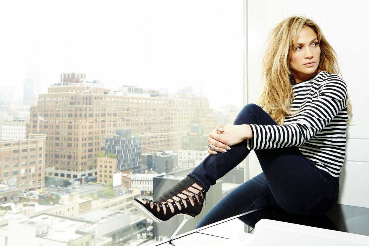 Jennifer Lopez – Photoshoot for