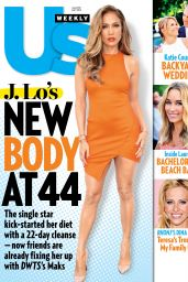 Jennifer Lopez - Us Weekly Magazine - July 7, 2014