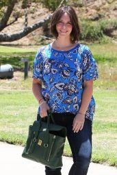 Jennifer Love Hewitt out in Santa Monica - June 2014