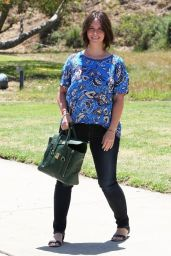 Jennifer Love Hewitt out in Santa Monica - June 2014