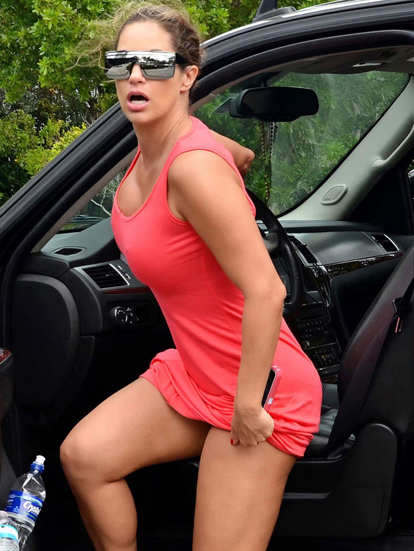 Jennifer Nicole Lee Out In Miami June 2014