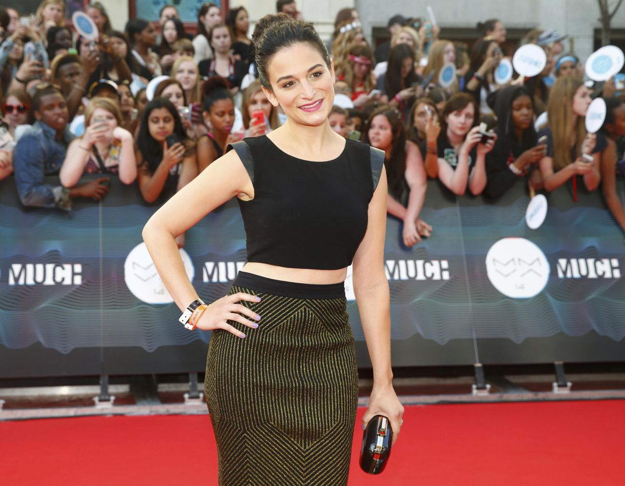 Jenny Slate - 2014 MuchMusic Video Awards