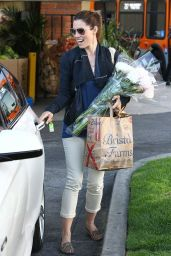 Jessica Biel - Out in West Hollywood - June 2014