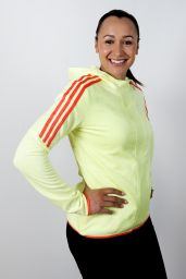 Jessica Ennis Photoshoot by Alan Walter - June 2014