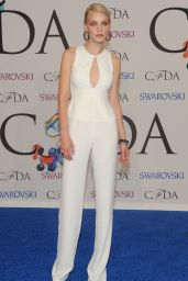 Jessica Stam - 2014 CFDA Fashion Awards