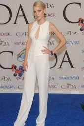Jessica Stam - 2014 CFDA Fashion Awards