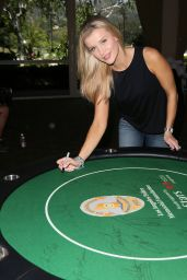 Joanna Krupa - L.A. Police Memorial Foundation Celebrity Golf Tournament in Pasadena - May 2014