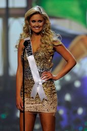 Jordan Wessel - Miss USA Preliminary Competition - June 2014